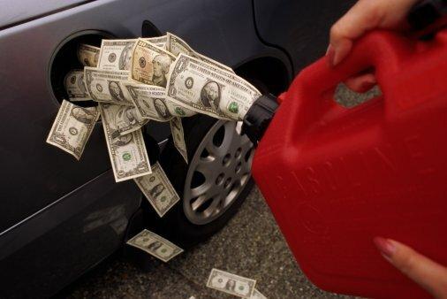 Дороговизна бензина