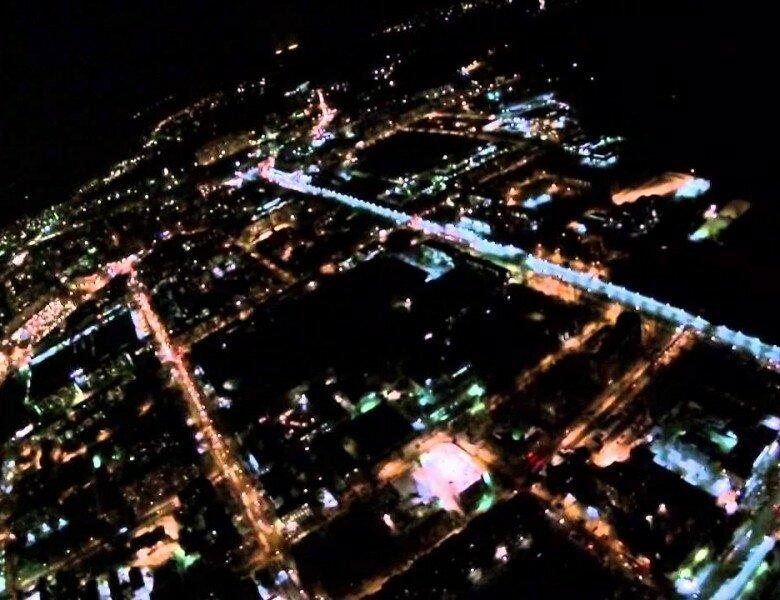 Ученые зафиксировали редкостный оптический эффект внебе над Томском
