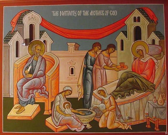 Суть итрадиции празднования— Рождество Пресвятой Богородицы