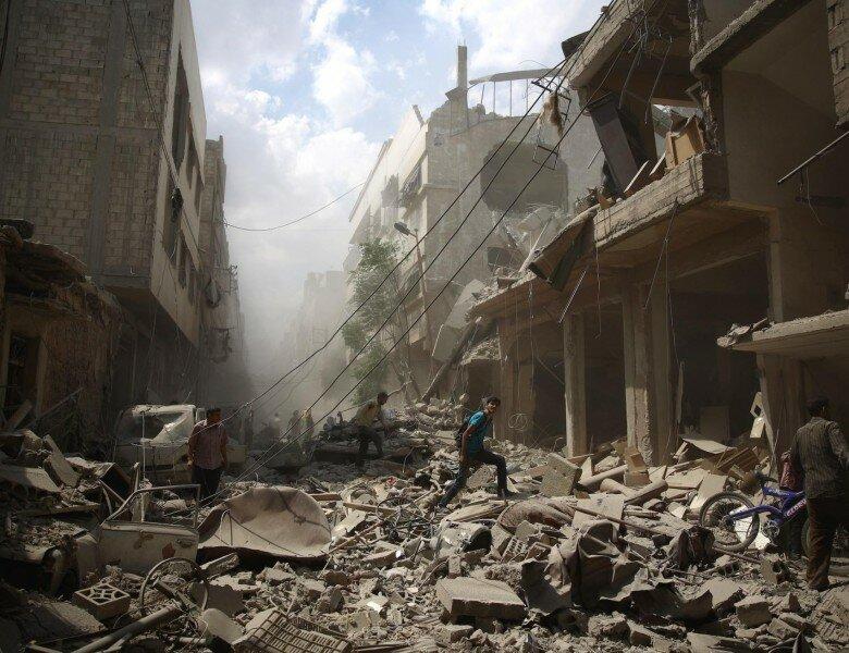 Журналист поставил представителя Госдепа США втупик вопросом оСирии