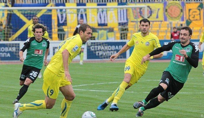 Смолов попал встартовый состав «Краснодара» навстречу с«Ростовом»