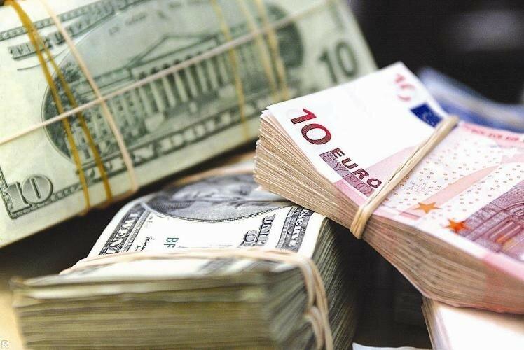 Курс доллара увеличился до64,1506 руб.