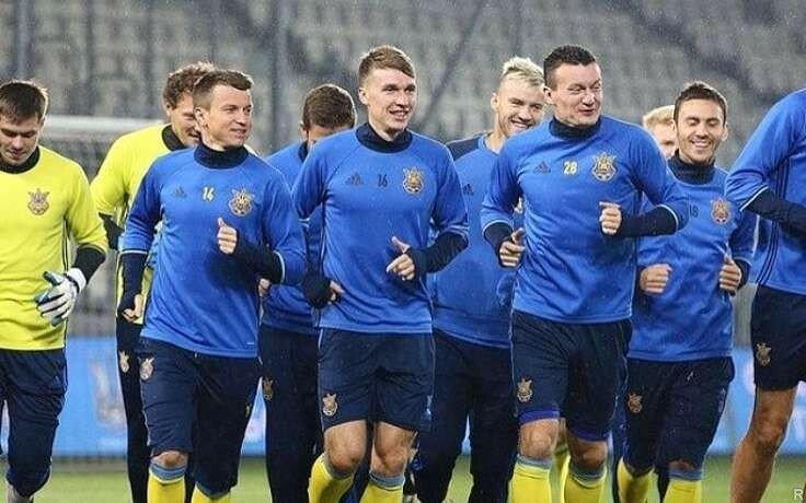 Сборная Украины ввоскресенье проведет «домашний» матч сКосово вПольше