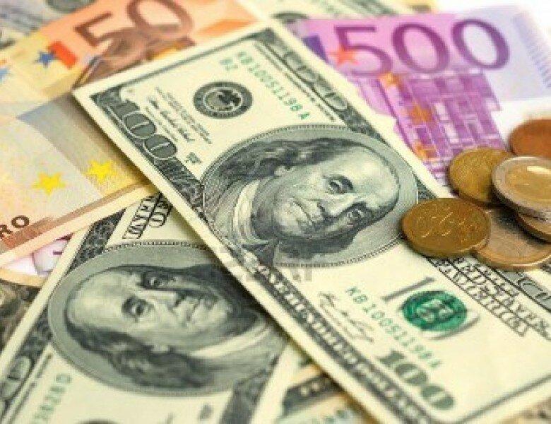 Биржевые курсы доллара иевро понижаются крублю 3октября